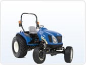 Compact Tractors & Mowers