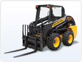 Skid Steers / Track Loaders